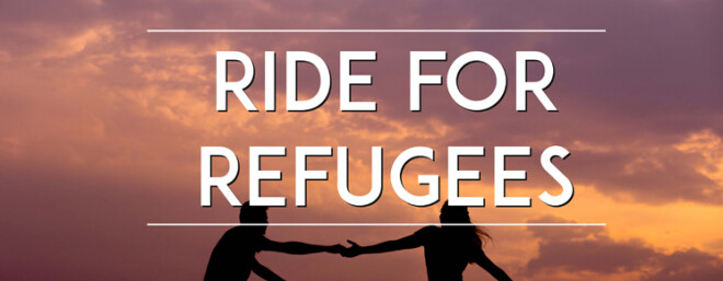 Ride For Refugees
